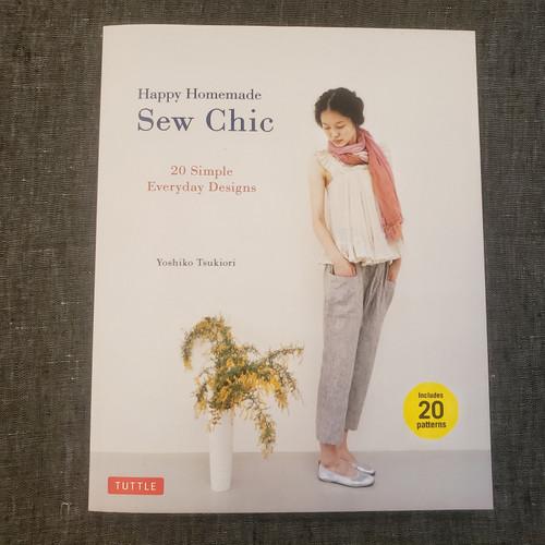 Happy Homemade Sew Chic - Yoshiko Tsukiori