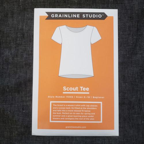 Scout Tee- Grainline
