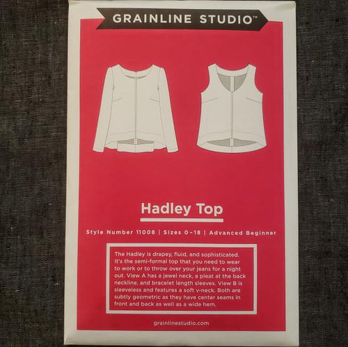 Hadley Top- Grainline