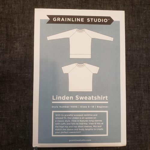 Linden Sweatshirt Grainline