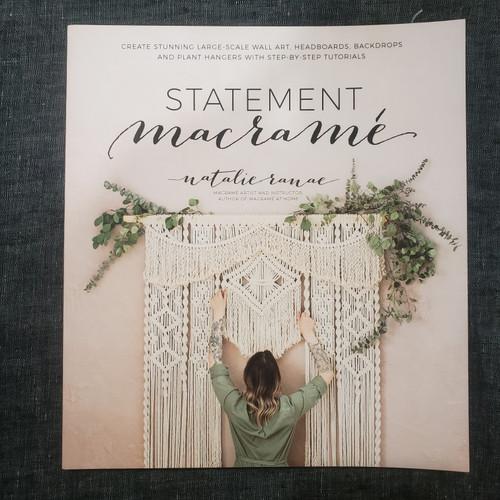 Statement Macramé - Natalie Ranae