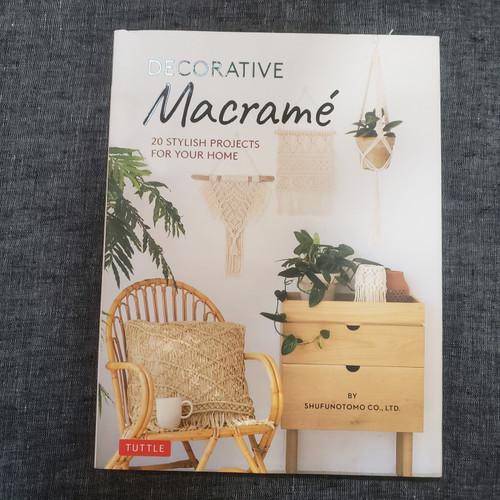 Decorative Macramé - Shufunotomo Co.