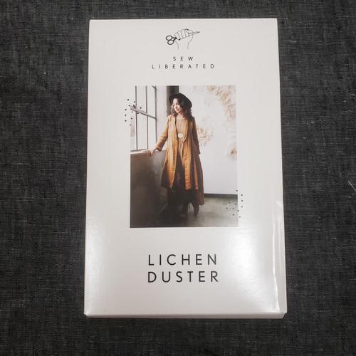 Lichen Duster - Sew Liberated