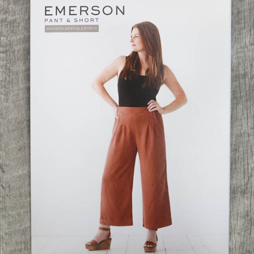 Emersom Pant & Short -True Bias