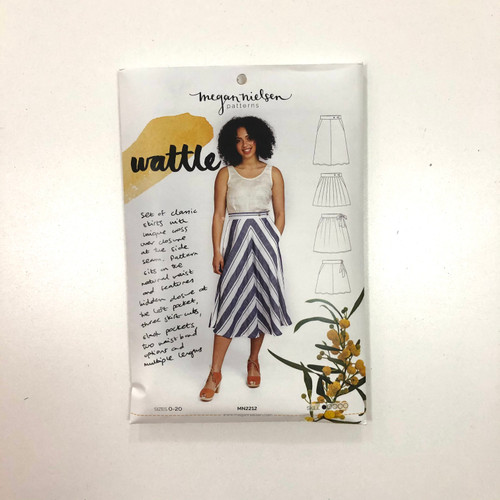 Wattle Skirt- Megan Nielsen
