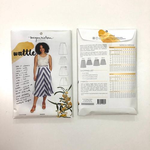 Wattle Skirt- Megan Nielsen