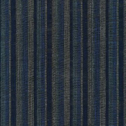 Blue Sevenberry Nara Homespun - Sold by the 1/4 m