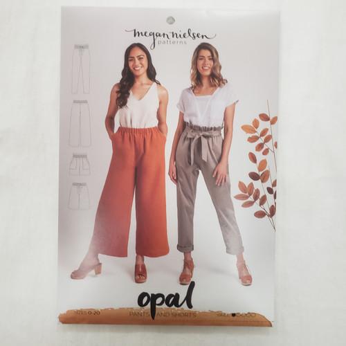 Opal Pants & Shorts - Meghan Nielsen