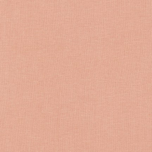 Essex  Linen/Cotton - Rose by Robert Kaufman - Sold by the 1/4 meter
