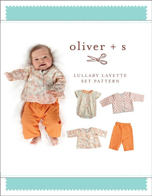 Lullaby Layette Set - Oliver & S.