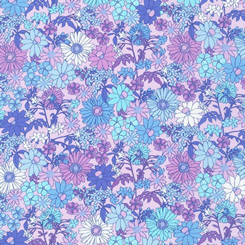 London Calling  10, Princess,  Cotton Lawn (Sold by the 1/4 meter)