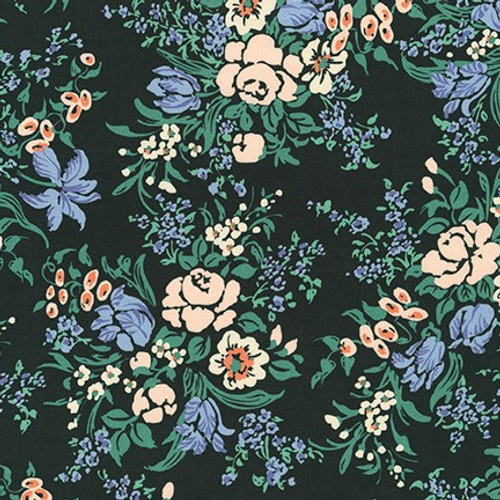 London Calling  10, Wisteria Cotton Lawn (Sold by the 1/4 meter)