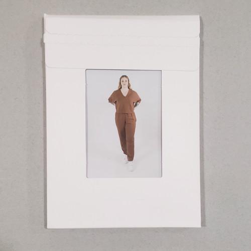 Pinnacle Curve Top / Sweater - Papercut Patterns