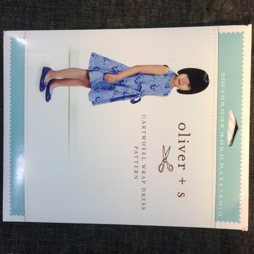 Cartwheel Wrap & Dress - Oliver & S.