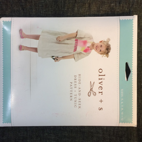 Hide and Seek Dress & Tunic - Oliver & S.