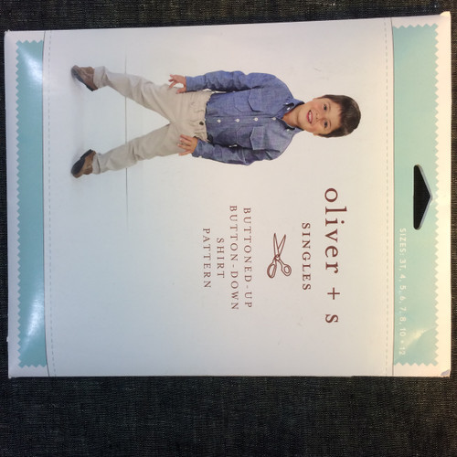Buttoned Up / Buttoned Down Shirt - Oliver & S.