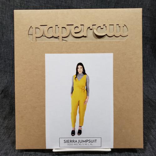 Sierra Jumpsuit - Papercut patterns