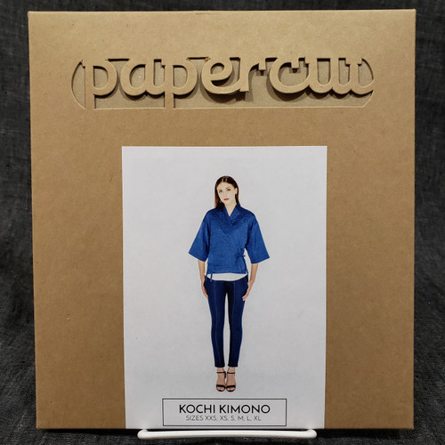 Luna Jacket, Papercut Patterns