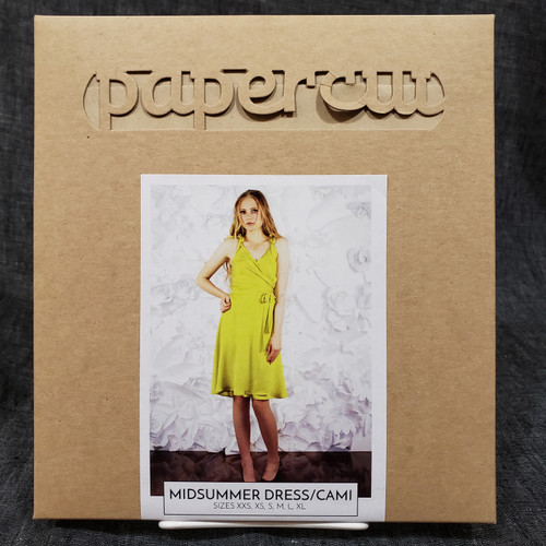 Midsummer Dress/Cami, Papercut Patterns