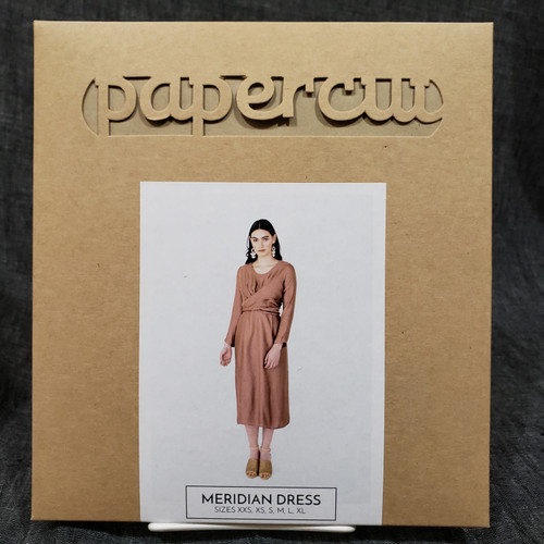 Meridian Dress- Papercut Patterns