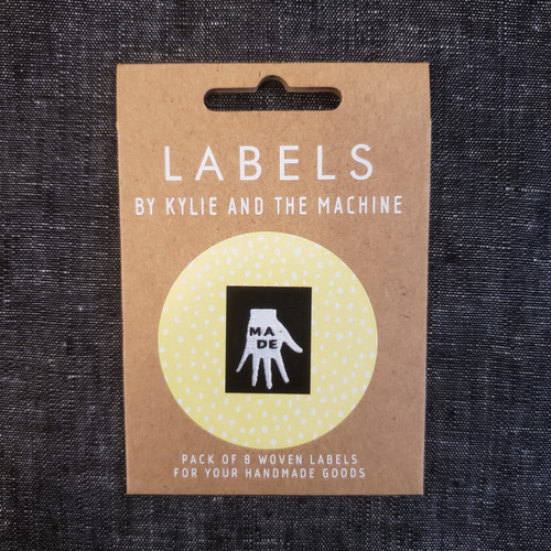 """Kylie and the Machine labels - """"Made"""""""