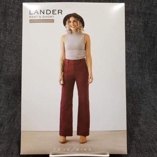 Lander - True Bias