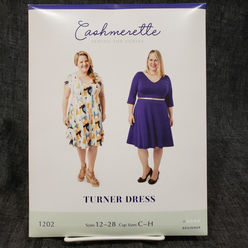 Turner Dress - Cashmerette