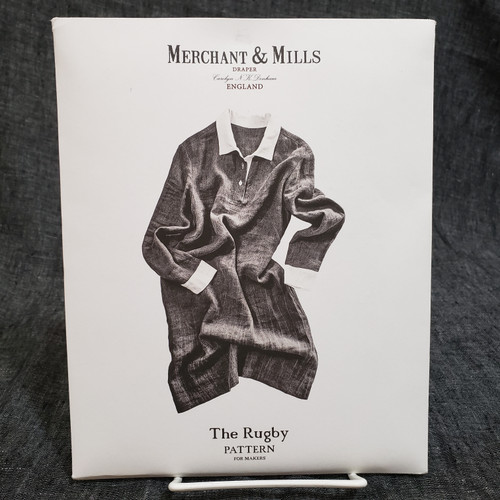 The Rugby Dress - Merchant & Mills