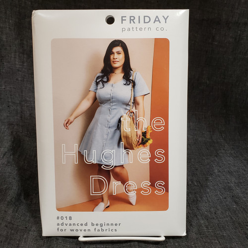 The Hughes Dress - Friday Pattern Company
