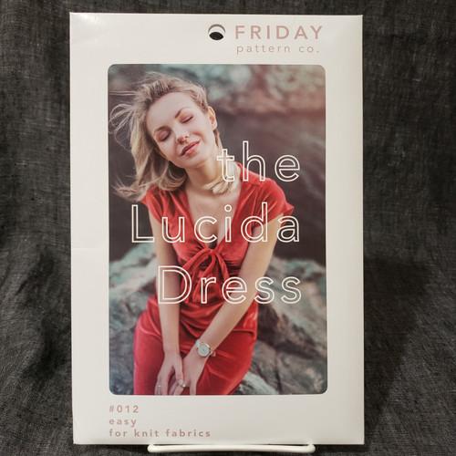 The Lucinda Dress - Friday Pattern Company