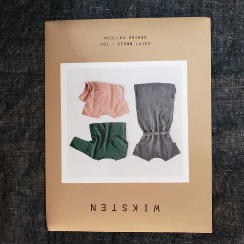 Shift Dress and Top - Wiksten