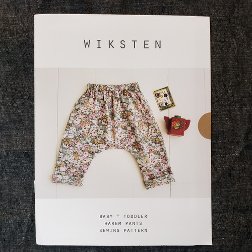 Harem Pants ( Baby & Toddler) - Wiksten