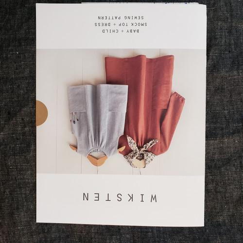 Smock Top & Dress (Baby & Child) - Wiksten