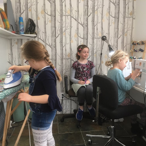 Kids After School Sewing Club - Select for details