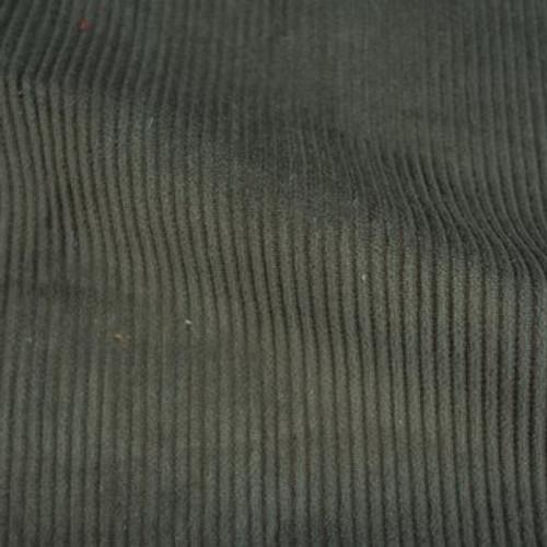 Corduroy - Dark Olive - Sold by 1/4 meter