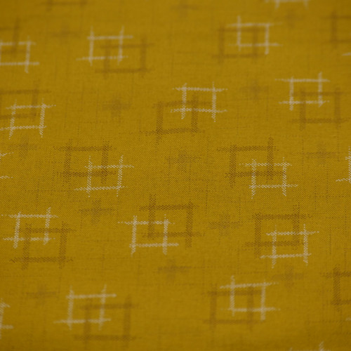 Sevenberry Kasuri Gold