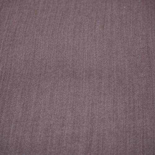Dusty Plum Wool Garza fabric