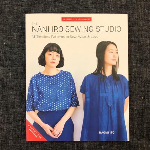 The Nani Iro Sewing Book - Naomi Ito