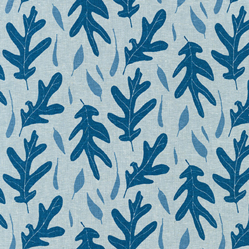 Quarry Trail - Chambray Linen/Cotton - Sold by the 1/4 meter