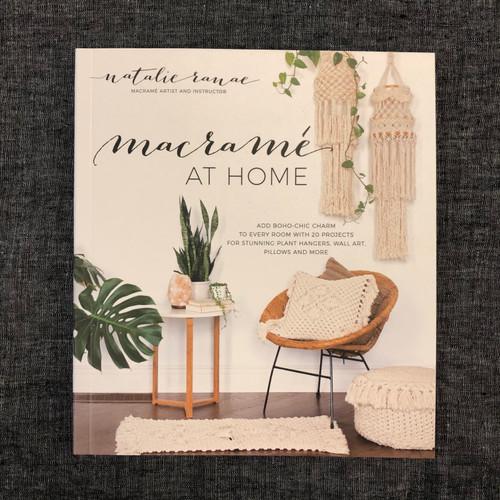 Macrame at Home - Natalie Ranae