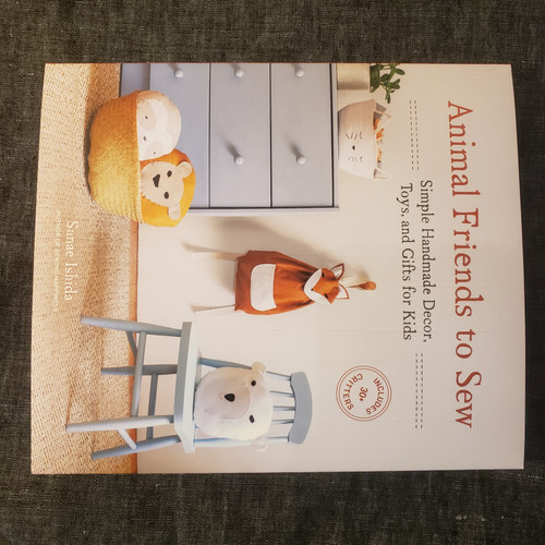Animal Friends to Sew - Sanae Ishida