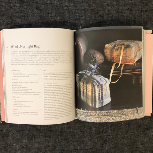 Cloth, 30 Products to Sew from Linen, Silk, Wool, and Hide - Cassandra Ellis