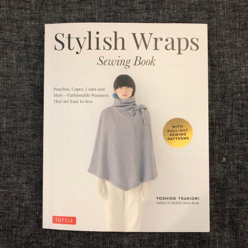 Stylish Wraps Sewing Book - Yoshiko Tsukiori