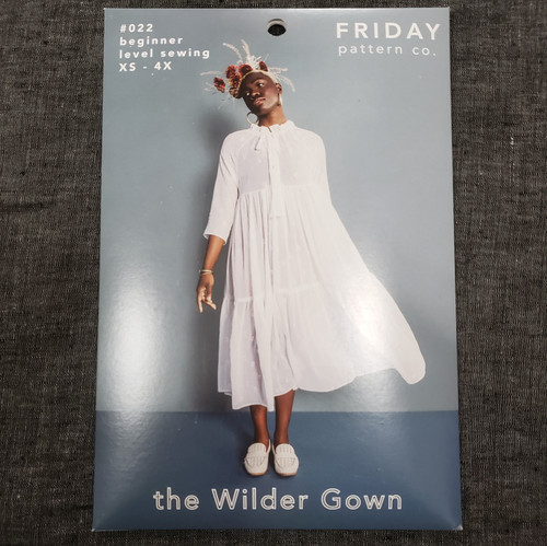 Wilder Gown  - Friday Pattern Company