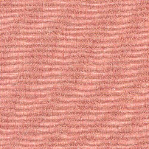 Essex Yarn-Dyed Linen/Cotton, Metallic Dusty Rose