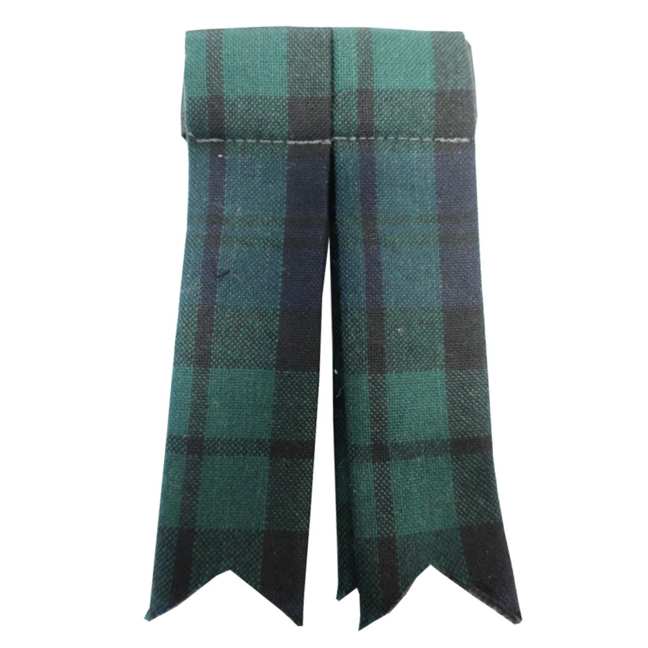 Mens Bow Tie Woven in Scotland Craig Ancient Tartan
