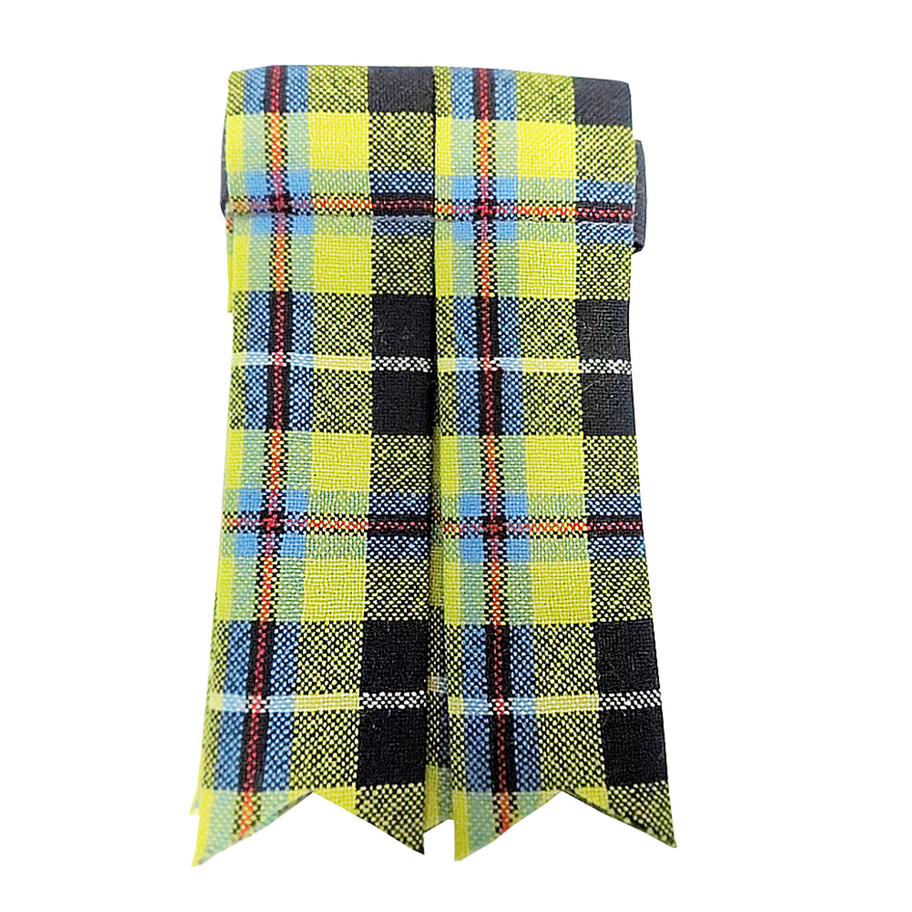 Ingles Buchan Boys Scottish Wool Tartan Pre-Tied Bow Tie Cornish