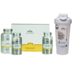 M'lis Detoxification Kit With Free Blender Bottle