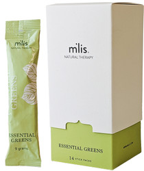 M'lis Essential Greens Mix Contains 14 stick packs