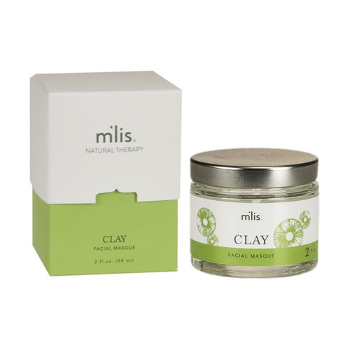 M'lis Clay Facial Masque 2 oz.